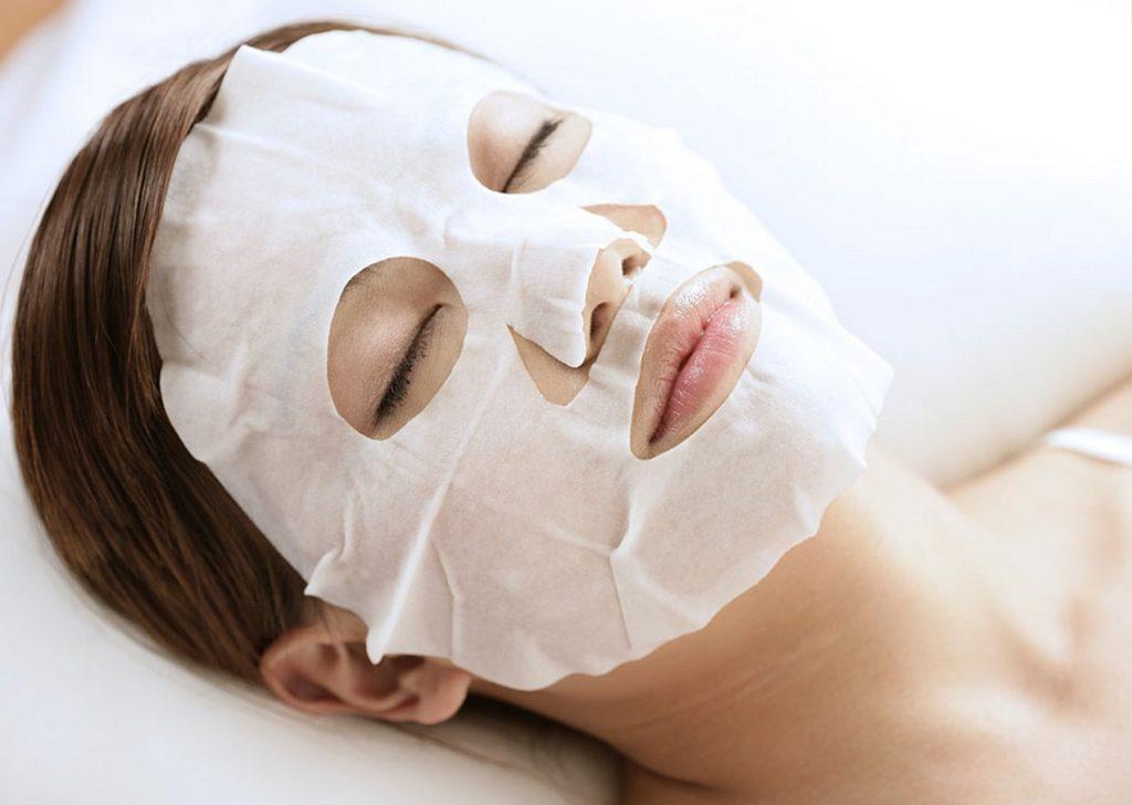 Как улучшить эффект от тканевых масок.