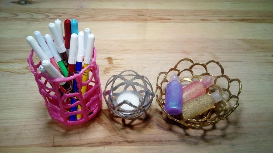 Как можно использовать горячий клей в домашних условиях