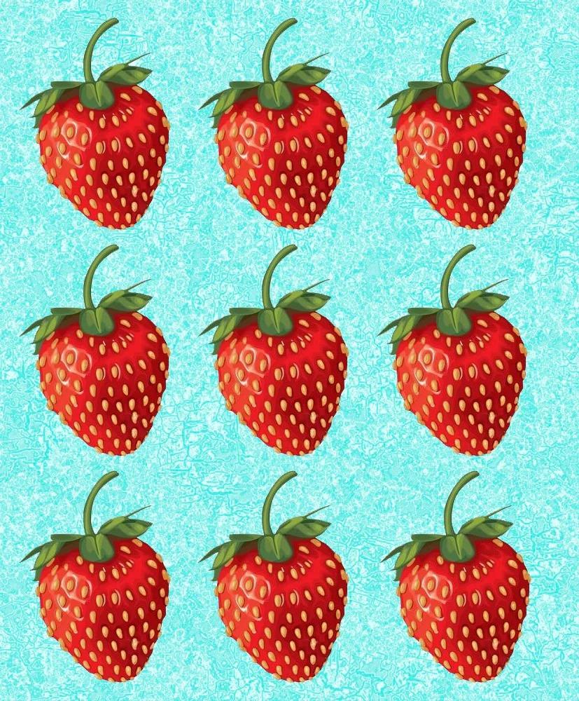 Тест: угадайте, какие ягоды отличаются от всех остальных
