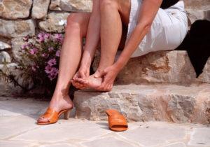 Как не натереть на ногах мозоли новой обувью