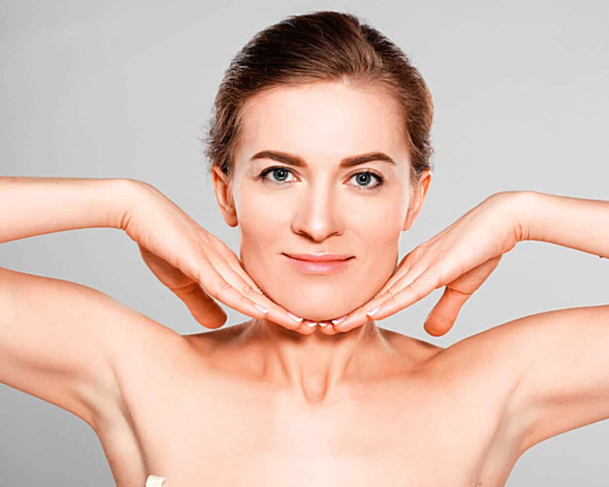 Способы похудения щек